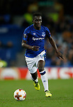 Idrissa Gueye of Everton during the Europa League Group E match at Goodison Park Stadium, Liverpool. Picture date: September 28th 2017. Picture credit should read: Simon Bellis/Sportimage