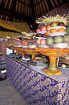 Offerings in Hindu Celebration - Bali