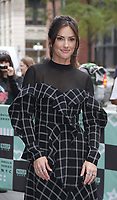 November 01, 2018  Minka Kelly at Build Series to talk about new DC Universe series Titans  in New York November 01, 2018 Credit:RW/MediaPunch<br /> CAP/MPI/RW<br /> &copy;RW/MPI/Capital Pictures