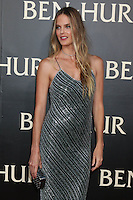 "HOLLYWOOD, CA - AUGUST 16: Shannan Click at the LA Premiere of the Paramount Pictures and Metro-Goldwyn-Mayer Pictures title ""Ben-Hur"", at the TCL Chinese Theatre IMAX on August 16, 2016 in Hollywood, California. Credit: David Edwards/MediaPunch"