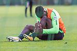 11.09.2017, Trainingsgelaende, Bremen, GER, 1.FBL, Training SV Werder Bremen<br /> <br /> im Bild<br /> Ulisses Alexandre Garcia (Werder Bremen #20), <br /> <br /> Foto &copy; nordphoto / Ewert