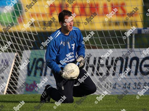 2007-08-04 / Voetbal / KV Turnhout / Wim Horsten