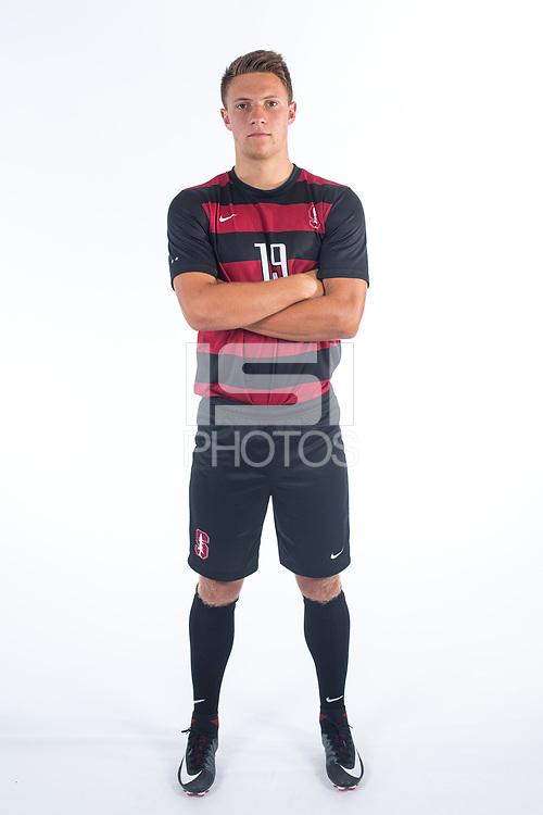 Stanford Men's Soccer Marketing Shoot