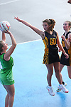 NELSON, NEW ZEALAND - JUNE 15  Saturday Netball on June 15 at Stoke 2019 in Nelson, New Zealand. (Photo by: Evan Barnes Shuttersport Limited)