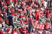 NWA Democrat-Gazette/J.T. WAMPLER Image from Arkansas' 28-7 loss to TCU Saturday Sept. 9, 2017 at Donald W. Reynolds Razorback Stadium in Fayetteville.