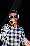HOLLYWOOD, FL - DECEMBER 09: Jake Miller performs at the Seminole Hard Rock Winterfest Boat Parade 2011 Grand Marshal reception at Seminole Hard Rock Hotel on December 9, 2011 in Hollywood, Florida. (Photo by Johnny Louis/jlnphotography.com)