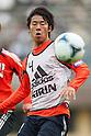 Hiroki Yamada (JPN), .April 24, 2012 - Football / Soccer : .Japan National Team Training Camp .at Akitsu Park football Stadium, Chiba, Japan. .(Photo by Daiju Kitamura/AFLO SPORT) [1045]