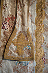 Santuari Nostra Senyora de Cura, XIV..Our Lady of Cures Monastery vestment detail