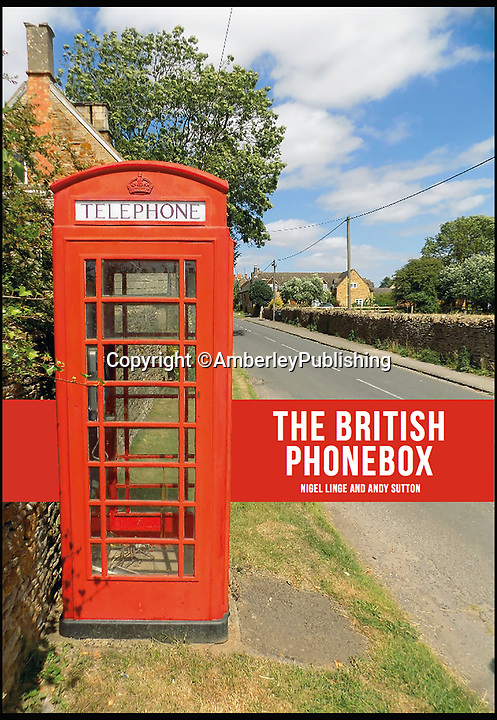 BNPS.co.uk (01202 558833)<br /> Pic: AmberleyPublishing/BNPS<br /> <br /> The front cover of the book.<br /> <br /> The iconic British phonebox has been given a ringing endorsement in a new book charting the expiring institution's fascinating history. <br /> <br /> Aptly titled 'The British Phonebox', the book primarily focuses on the ubiquitous design that's as emblematic to Britain as the black cab, double decker bus and Houses of Parliament. <br /> <br /> Equally interesting are the early chapters, which detail the phonebox's humble 19th century beginnings and the final ones, that bemoan their dwindling numbers <br /> <br /> The 96 page paperback, jointly authored by friends Nigel Linge and Andy Sutton, is published by Amberley and costs £13.49.