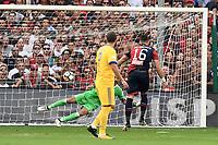 gol Andrey Galabinov goal <br /> Genova 26-08-2017 Stadio Marassi Calcio Serie A 2017/2018 Genoa -<br /> Juventus Foto Imagesport/Insidefoto