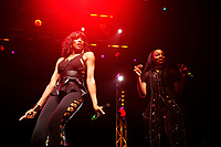 LONDON, ENGLAND - APRIL 10: Rhona Bennett and Terry Ellis of 'En Vogue' performing at indigo, O2 Arena on April 10, 2018 in London, England.<br /> CAP/MAR<br /> &copy;MAR/Capital Pictures