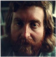 Lawrence Aberhart, Polaroid SX-70 portrait c. 1976
