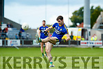 Daniel O'Brien Kerry in action against  Meath in the All Ireland Junior Football Final at O'Moore Park, Portlaoise on Saturday.