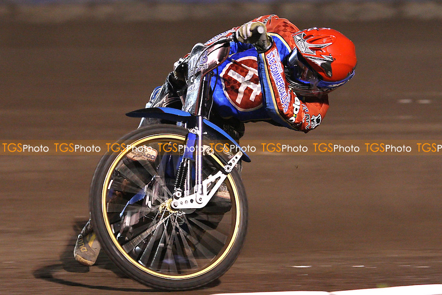 Jonas Davidsson of Lakeside - Lakeside Hammers vs Eastbourne Eagles at The Arena Essex Raceway, Lakeside - 16/05/08 - MANDATORY CREDIT: Rob Newell/TGSPHOTO