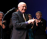 Terrence McNally.performing in 'Angela Lansbury and Friends Salute Terrence McNally' - A Benefit for the Acting Company in New York City.