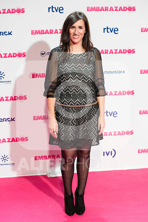 Juana Macias attends to the premiere of the film &quot;Embarazados&quot; at Capitol Cinemas in Madrid, January 27, 2016.<br /> (ALTERPHOTOS/BorjaB.Hojas)