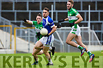 Kerins O'Rahilly's v Legion during their SFC clash in Fitzgerald Stadium on Sunday.