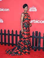 Karimah Westbrook at the premiere for &quot;Suburbicon&quot; at the Regency Village Theatre, Westwood. Los Angeles, USA 22 October  2017<br /> Picture: Paul Smith/Featureflash/SilverHub 0208 004 5359 sales@silverhubmedia.com