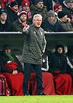 20.02.2018, Allianz Arena, M&uuml;nchen, GER, UEFA CL, FC Bayern M&uuml;nchen (GER) vs Besiktas Istanbul (TR) , im Bild<br />Trainer Jupp Heynckes (M&uuml;nchen)<br /><br /><br /> Foto &copy; nordphoto / Bratic
