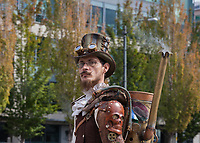 Steamposium Seattle 2015, Washington State, WA, America, USA.