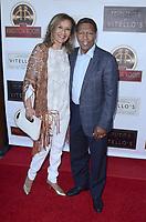 "LOS ANGELES - JUN 13:  Marilyn McCoo, Billy Davis Jr. at the ""Feinstein's at Vitello's"" VIP Grand Opening at the Vitello's on June 13, 2019 in Studio City, CA"