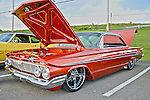 1961 Impala and my pick for star of show at custom car show at Mineral Beach in Finleyville PA. near Pittsburgh.