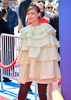 LOS ANGELES, CA. March 10, 2019: Grace VanderWaaal at the premiere of &quot;Wonder Park&quot; at the Regency Village Theatre.<br /> Picture: Paul Smith/Featureflash
