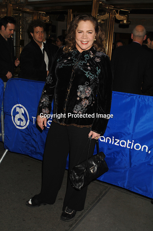 """Kathleen Turner..arriving at The Broadway Opening of """"The Vertical Hour"""" ..by David Hare on November 30, 2006 at The Music Box ..Theatre in New York. The play was directed by Sam Mendes and starred Julianne Moore and Bill Nighy...Robin Platzer, Twin Images"""
