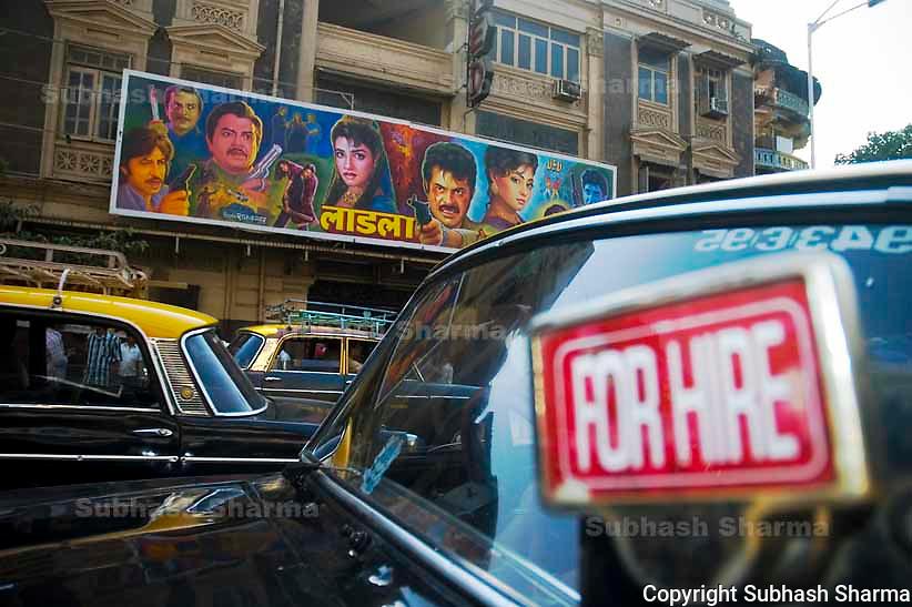 Bollywood Mumbai Taxi