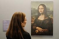 12.02.2020 - Exposição Da Vinci Experience e suas invenções em SP