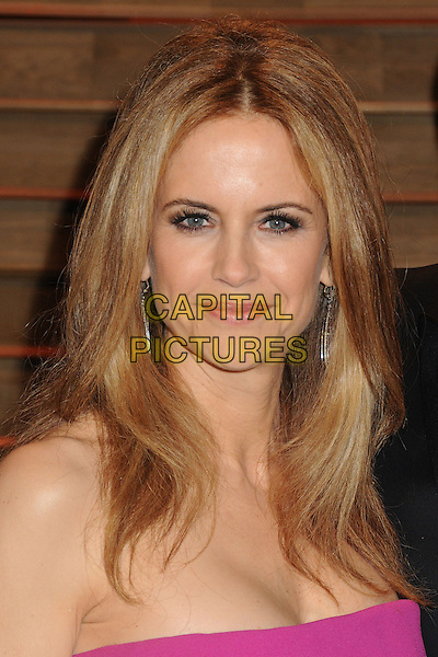 02 March 2014 - West Hollywood, California - Kelly Preston. 2014 Vanity Fair Oscar Party following the 86th Academy Awards held at Sunset Plaza.  <br /> CAP/ADM/BP<br /> &copy;Byron Purvis/AdMedia/Capital Pictures