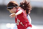 Nozomi Fujita (Reds), <br /> MAY 4, 2014 - Football /Soccer : <br /> Plenus Nadeshiko League 2014 <br /> between Urawa Reds Ladies 1-3 Okayama Yunogo Belle <br /> at Saitama Urawa Komaba Stadium, Saitama, Japan. <br /> (Photo by AFLO SPORT) [1205]