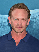 HOLLYWOOD, CA - AUGUST 06: Ian Ziering attends the premiere of Warner Bros. Pictures and Gravity Pictures' Premiere of 'The Meg' at the TLC Chinese Theatre on August 06, 2018 in Hollywood, California.<br /> CAP/ROT/TM<br /> &copy;TM/ROT/Capital Pictures