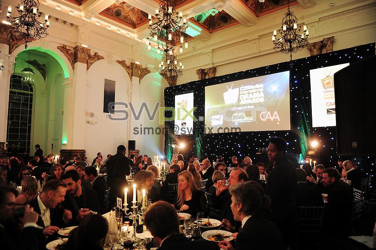 Picture by Simon Wilkinson/SWpix.com - 30/11/2016 -  C21 Media, Content London 2016- The Picture House, London - Drama Summit , C21 Kids, Future Media, Drama Awards