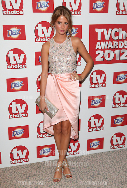 Millie Mackintosh arriving for the 2012 TVChoice Awards, at the Dorchester Hotel, London. 10/09/2012. Picture by:  Alexandra Glen / Featureflash