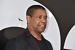 HOLLYWOOD, CA - JULY 17: Denzel Washington attends the premiere of Columbia Picture's 'Equalizer 2' at TCL Chinese Theatre on July 17, 2018 in Hollywood, California.