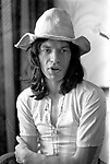 Rolling Stones 1969 Mick Jagger..
