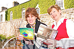 The Write Stuff: Maire Logue and Eilish Wren of Listowel Writers' Week who were in Dublin on Wednesday night to launch the 39th annual festival which runs this year from Wednesday 27th to Sunday 31st May.