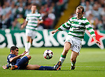 Denilson tackles Aiden McGeady