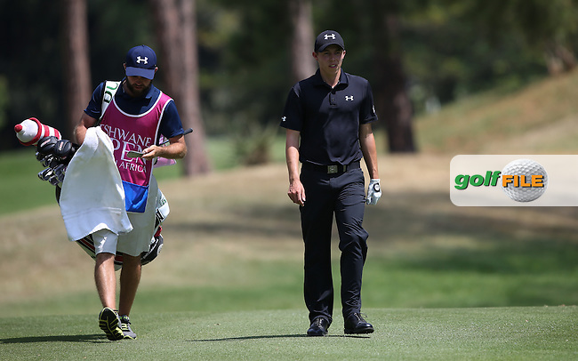 Matthew Fitzpatrick (ENG) heads up the 17th during Round Three of the Tshwane Open 2015 at the Pretoria Country Club, Waterkloof, Pretoria, South Africa. Picture:  David Lloyd / www.golffile.ie. 14/03/2015