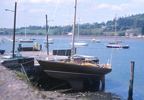 Crosshaven in the summer of 1975
