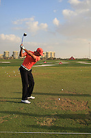 Alvaro Quiros swing sequence