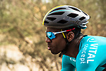 Kevin Reza (FRA) Vital Concept Cycling Club during Stage 1 of the 2018 Tour of Oman running 162.5km from Nizwa to Sultan Qaboos University. 13th February 2018.<br /> Picture: ASO/Muscat Municipality/Kare Dehlie Thorstad | Cyclefile<br /> <br /> <br /> All photos usage must carry mandatory copyright credit (&copy; Cyclefile | ASO/Muscat Municipality/Kare Dehlie Thorstad)
