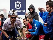 September 6th 2017, Los Machucos Momumento Vaca Pasiega, Spain; Cycling, Vuelta a Espana Stage 17; Stefan Denifl