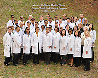 Internal Medicine Residency Program 2011