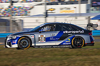 10, Audi, Audi RS3 LMS TCR, TCR, Lee Carpentier, Kieron O'Rourke, IMSA Continental Tire SportsCar Challenge<br /> December Test<br /> Daytona International Speedway<br /> Daytona Beach, FL USA<br /> Wednesday, 06 December 2017<br /> <br /> World Copyright: Brian Cleary<br /> LAT Images