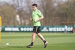 10.04.2018, Trainingsgelaende, Bremen, GER, 1.FBL, Training SV Werder Bremen<br /> <br /> im Bild<br /> Zlatko Junuzovic (Werder Bremen #16), <br /> <br /> Foto &copy; nordphoto / Ewert