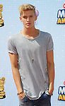 Cody Simpson arriving at the 'Radio Disney Music Awards 2014' held at Nokia Theatre L.A. Live Los Angeles, CA. April 26, 2014.