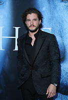 "LOS ANGELES, CA July 12- Kit Harington,  At Premiere Of HBO's ""Game Of Thrones"" Season 7 at The Walt Disney Concert Hall, California on July 12, 2017. Credit: Faye Sadou/MediaPunch"