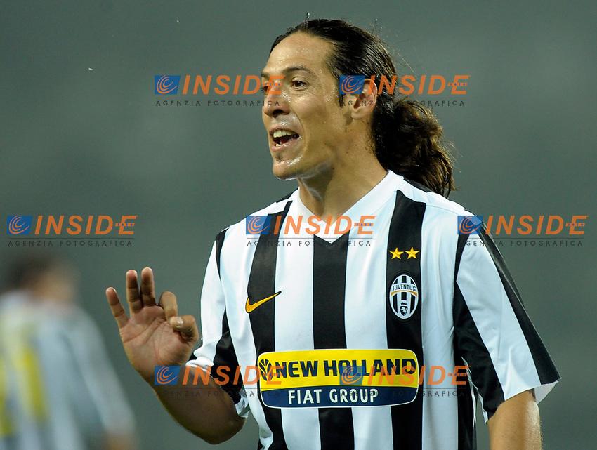 Mauro Camoranesi (Juventus) <br /> Torino 28/10/2009 Stadio Olimpico<br /> Juventus Sampdoria - Campionato di Calcio Serie A Tim 2009-2010.<br /> Foto Giorgio Perottino / Insidefoto